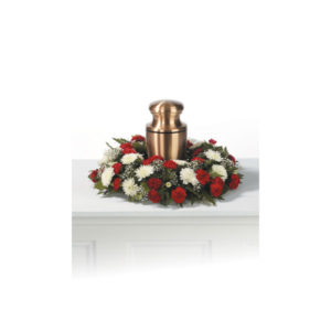 Cherished Urn Wreath